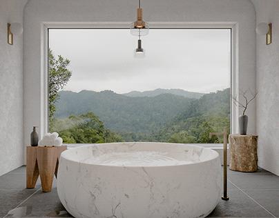 Studio Edna CG - Interior Design - Bathroom 2