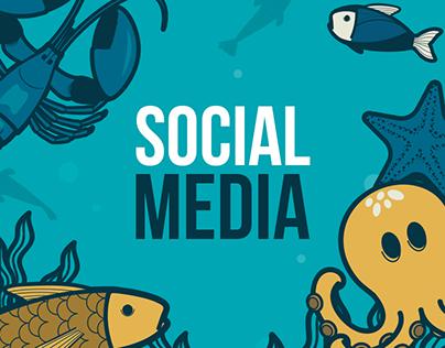 La Pesca - Social media