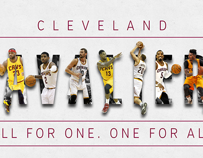 Cavs Playoff Background