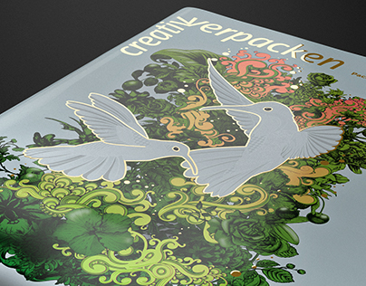 CGI – High Value Added Magazine Cover