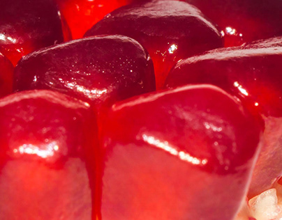 Tasty pomegranate