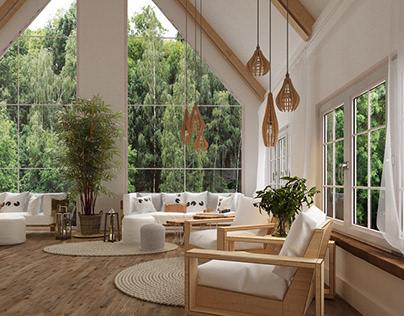Cozy Living Interior