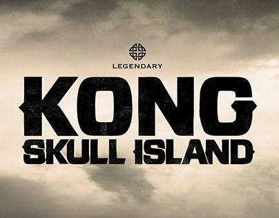 Kong Skull Island - Campaign & Materials