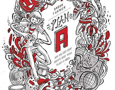 """""""Plan A"""" Book Cover"""