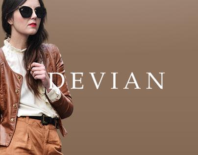 Devian Fashion E-commerce
