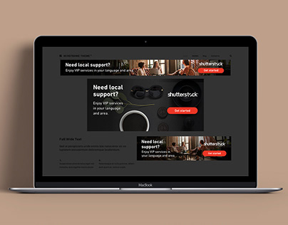Shutterstock Enterprise Google Display Ads