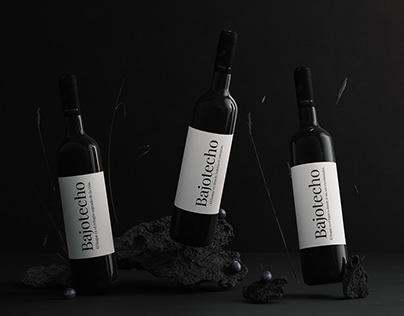 BAJOTECHO. Organic Wine