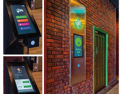 Digital Kiosks UX/UI | Jumble, Dubai