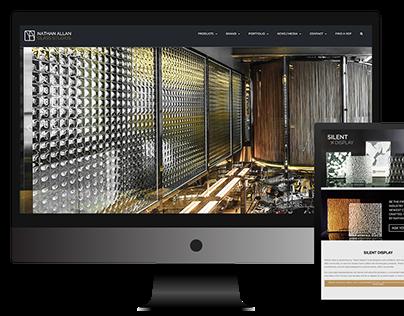 Nathan Allan Rebranding & Web Design