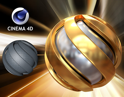 Jewelry modeling & materials render by Cinema 4d