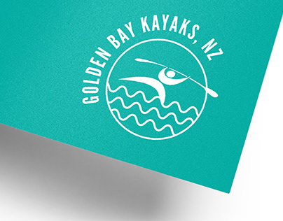 Golden Bay Kayaks : Rebrand