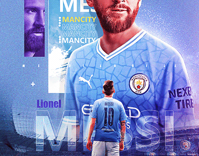 Messi Projects Photos Videos Logos Illustrations And Branding On Behance