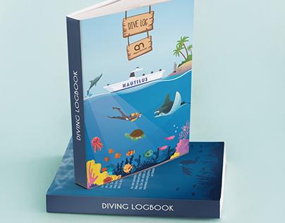 Livre de plongée pour Aqua Nomad