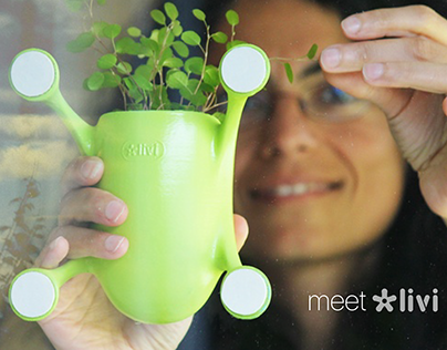 Livi | A New Way to Experience Plants