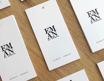 EMAN AL AHMED Rebranding