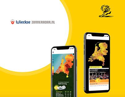 Zonneradar.nl