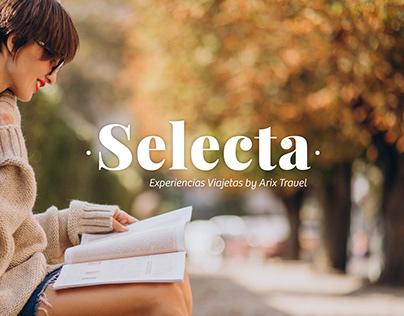 Diseño Editorial: Selecta