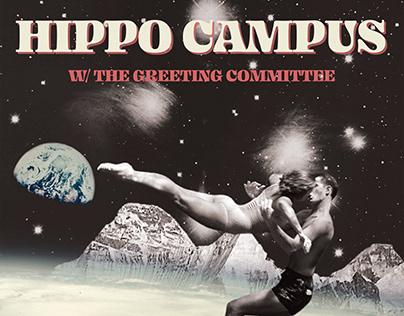 HIPPO CAMPUS EVENT POSTER