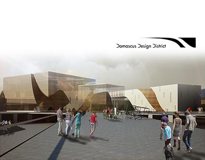 Damascus Design District