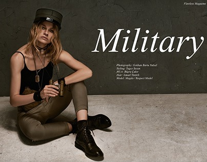 Military - Flawless Magazine