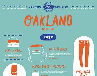 Cherrybombe Magazine - #ShopSmall Oakland