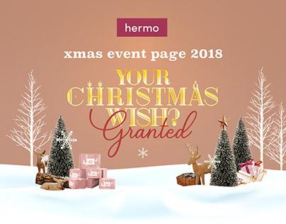 Hermo Xmas Event Page 2018