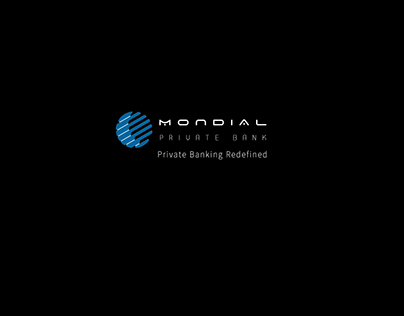 Mondial Private Bank. A private bank website.
