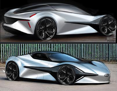 GAC Sports Car