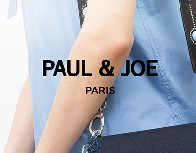 PAUL & JOE - Website - Redesign - R.F.I