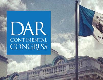 Digital Experience for DAR Continental Congress