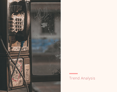 Photography Trend Analysis