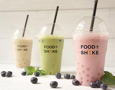 Food and shake