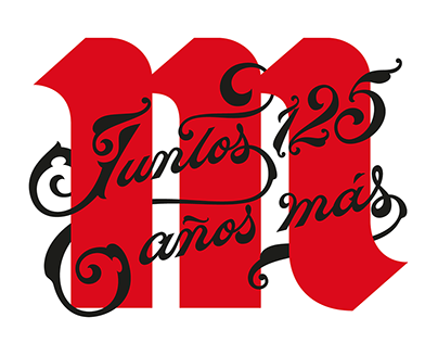 Proposal for the 125 years of Mahou