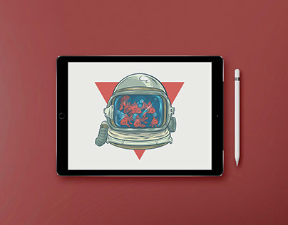 Part One: 30 Day iPad Illustration Challenge