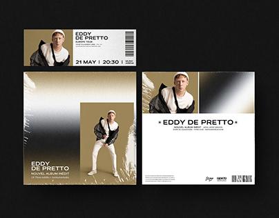Eddy de Pretto - Cover