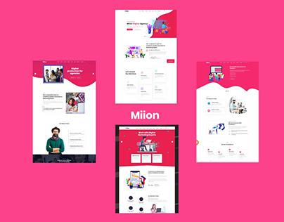 Miion | Multi-Purpose WordPress Theme | zozothemes