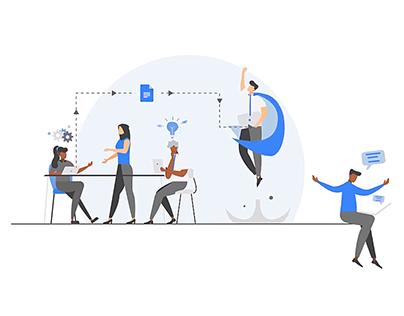 Google PartnerPlex Gifs