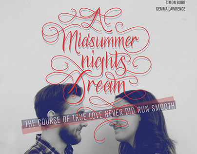 Poster - A Midsummer Nights Dream