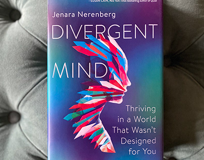 Divergent Mind Book Cover Design