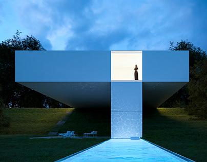 House in Benahavís, Spain by Fran Silvestre Arquitectos