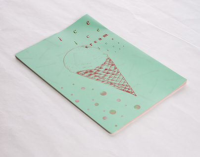ice cream RISO Pages