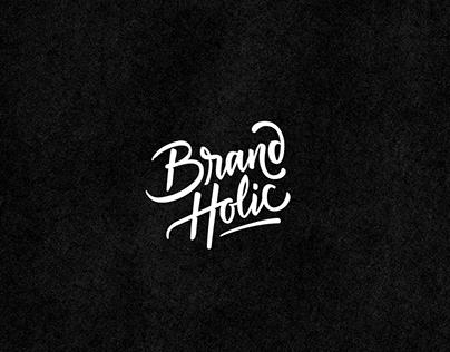 Brand Holic Identidade Visual