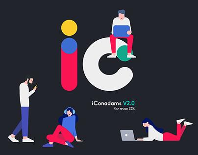 iConadams V2.0