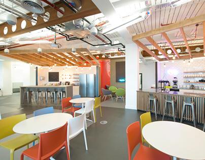 Travelex Office Design Project