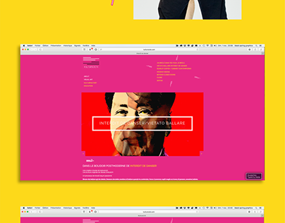Kulturscio'k live art collective website