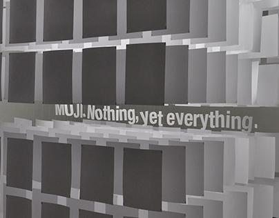 Creative Direction | MUJI white