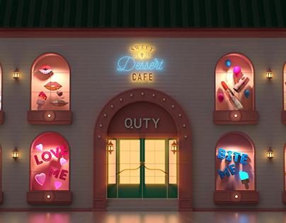 QUTY Dessert Cafe