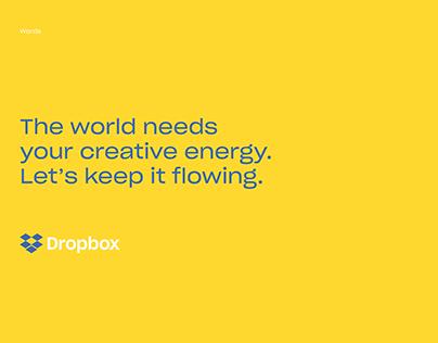 Dropbox: Event Design