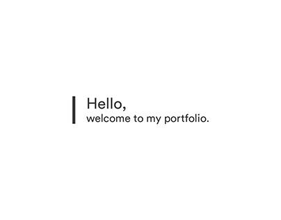 | Portfolio 2019 | Graphics Design and UX UI