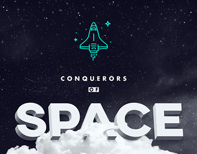 Conquerors of Space - for 36days of Type #4